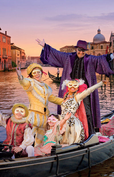 The 30th Annual Christmas Revels: 'A Venetian Masque'