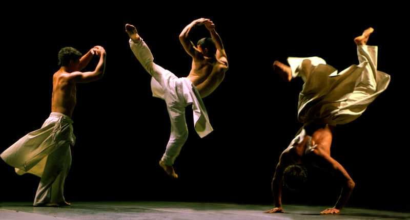 Compagnie Hervé Koubi in 'What the Day Owes to the Night'