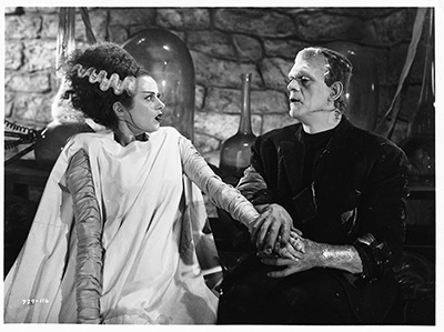 James Whalen, 'Bride of Frankenstein,' 1935.