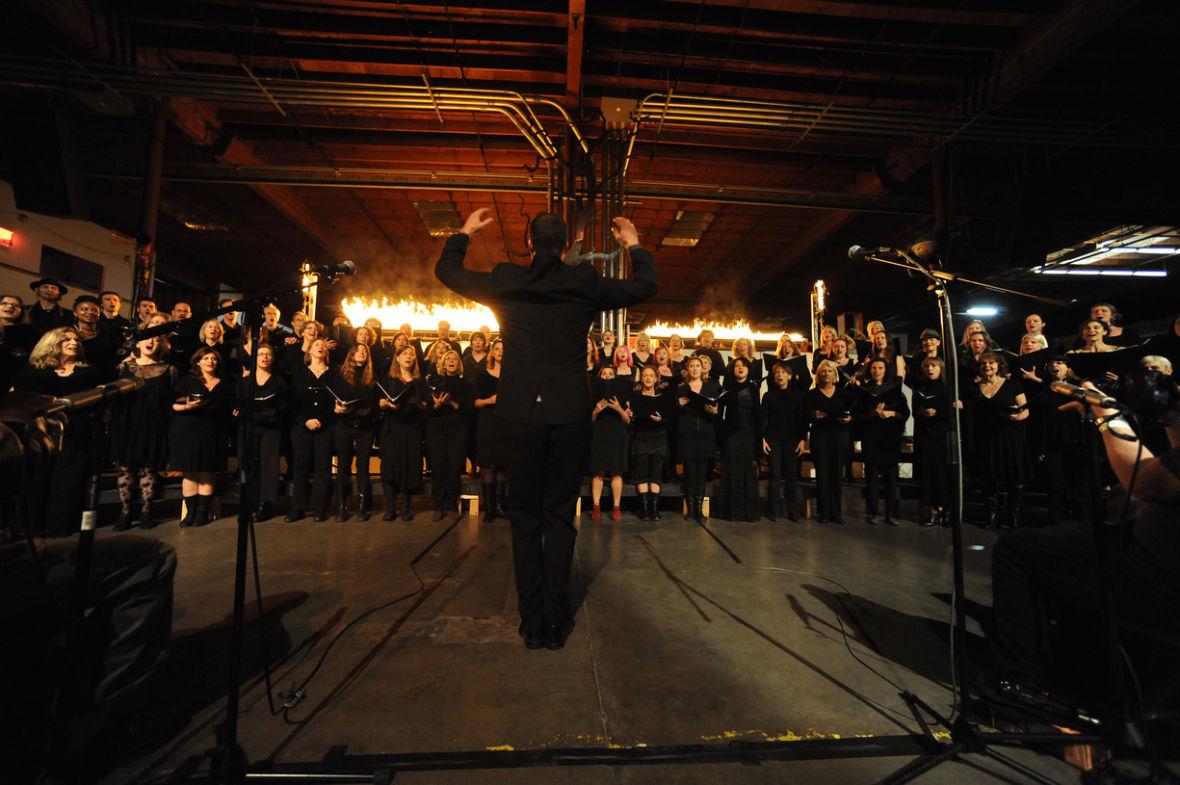 Calling All Choirs