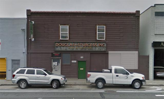Douglass & Sturgess on San Francisco's Bryant Street.