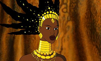 'Kirikou and the Sorceress'