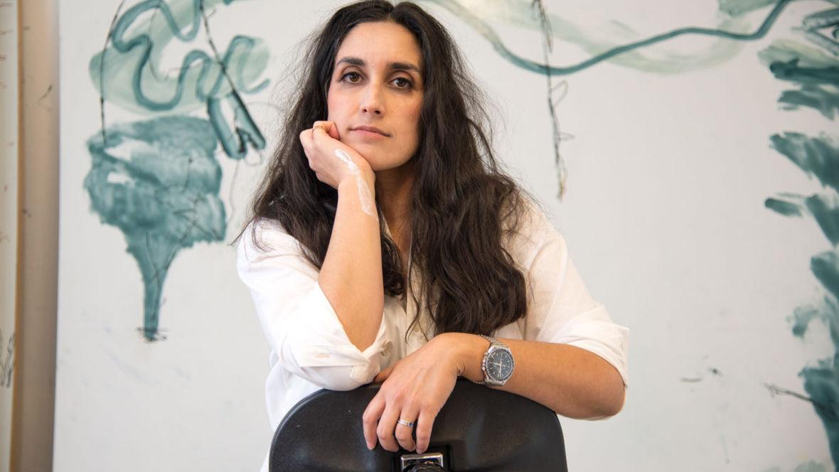 Maysha Mohamedi Photo: Graham Holoch/KQED