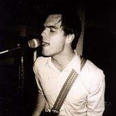 Nate Dalton, singing in Nuzzle.