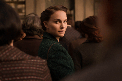 Natalie Portman in 'A Tale of Love and Darkness'