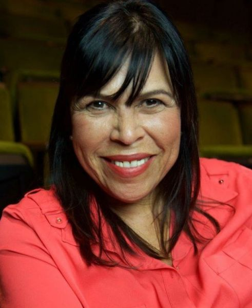 Director, writer, and Obie Award-winning actor Diane Rodriguez got her start in San Jose with El Teatro Campesino.