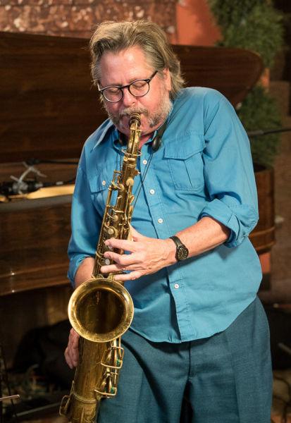 Ralph Carney, 2015