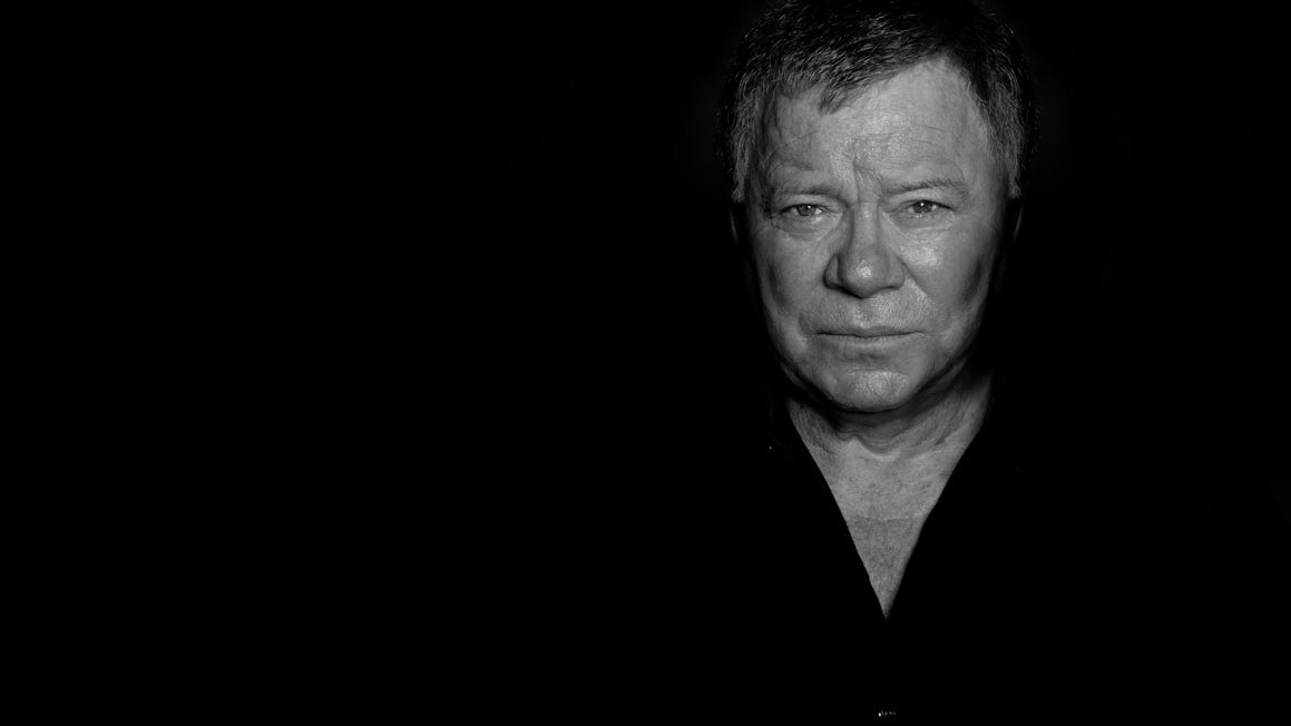 "William Shatner: ""I'm trying to do less of everything, to own less of everything, to be less of everything."""