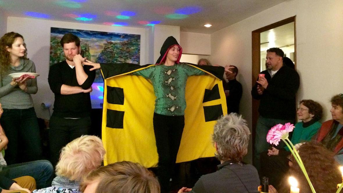 Sietske Tjalligii shares the blanket she designed for Project UNDERCOVER.