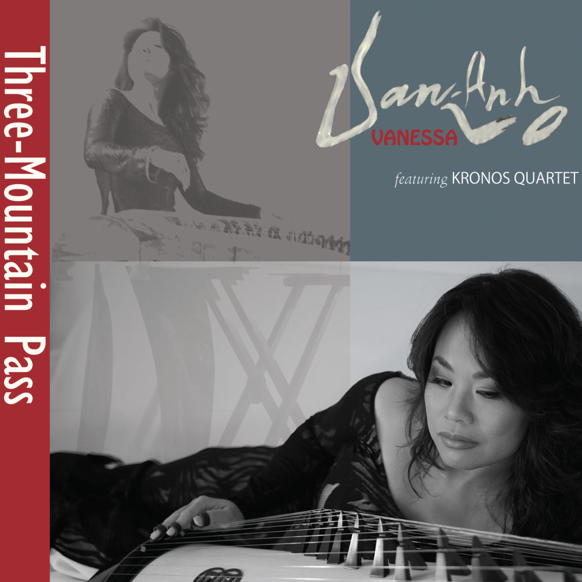 Van-Anh Vo Album with Kronos Quartet