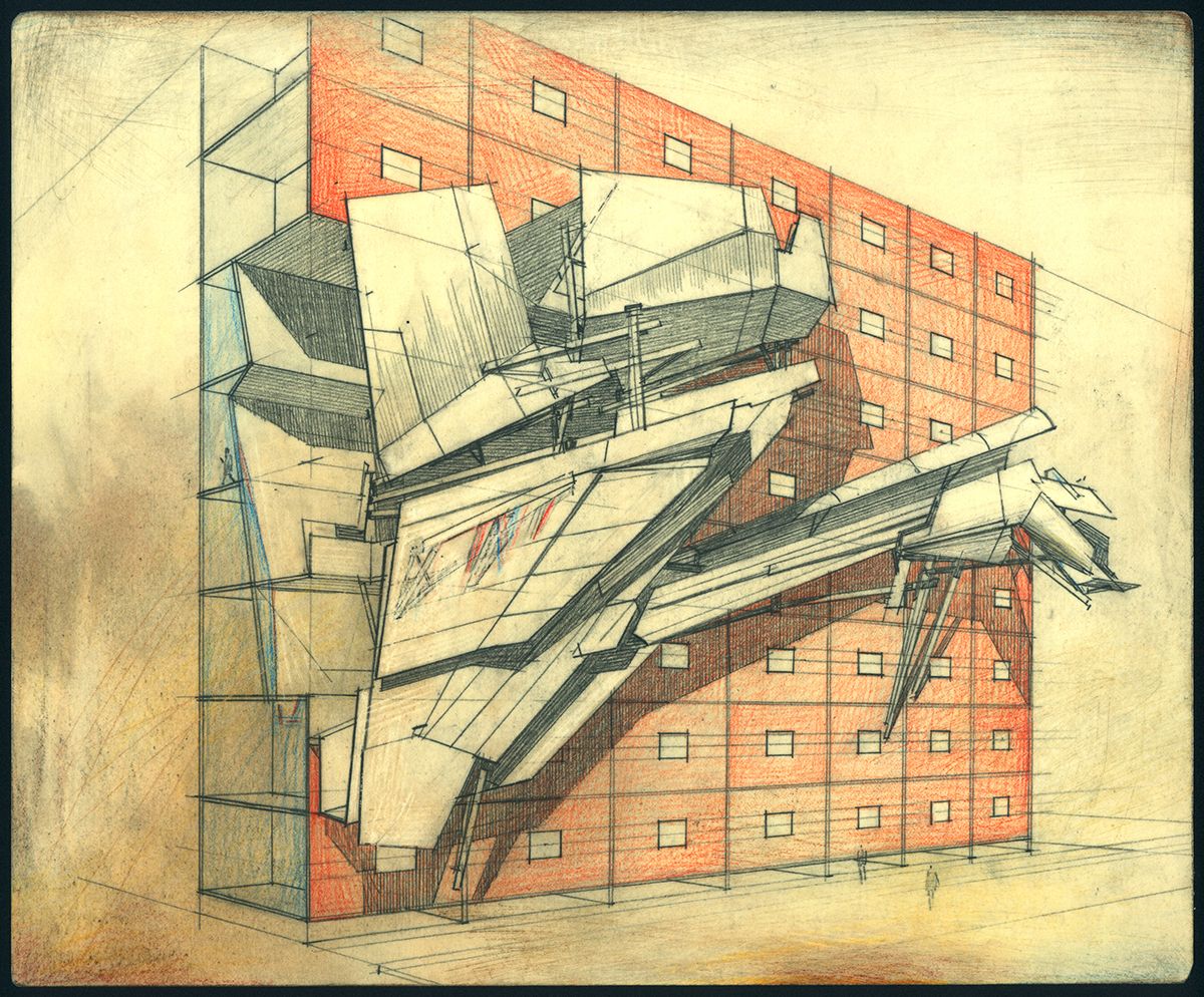 architecture of life' an optimistic start for new bampfa | kqed arts