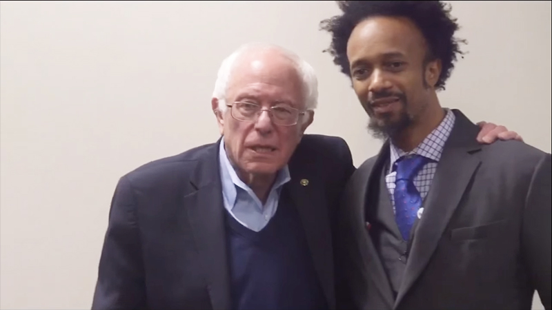 Bernie Sanders and Fantastic Negrito