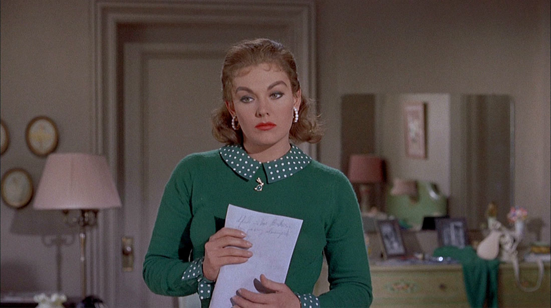 Kim Novak as Judy in 'Vertigo,' 1958.