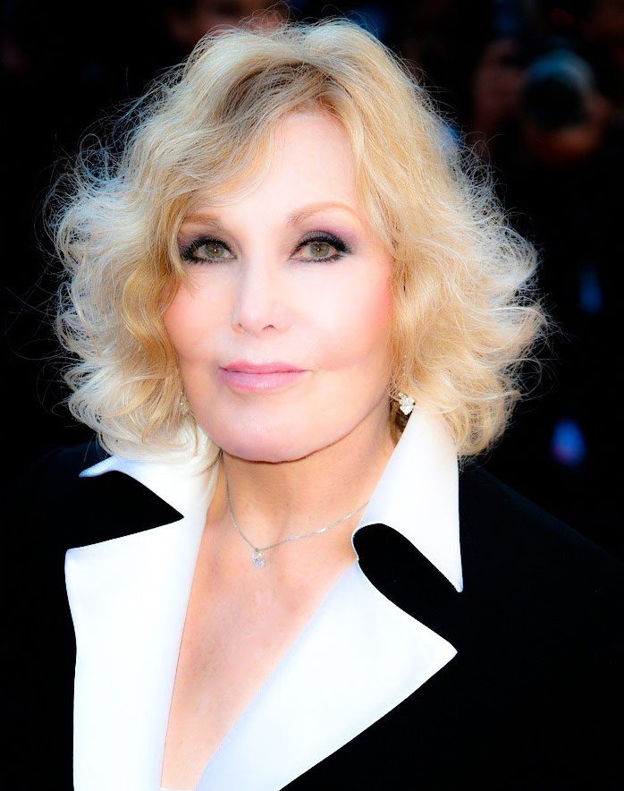 In recent years, Kim Novak has made more public appearances.