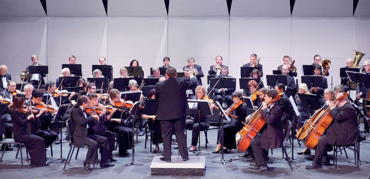 The Nova Vista Symphony is celebrating its 50th anniversary. It's one of more than 60 adult amateur orchestras in the San Francisco Bay Area.
