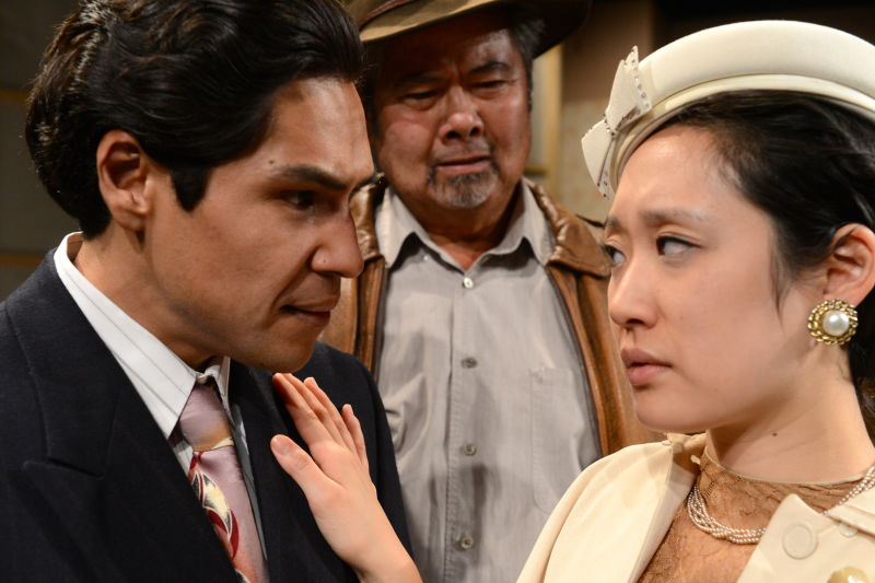 "Luis Valdez's ""Valley of the Heart"" presented by El Teatro Campesino at San Jose Stage Company"