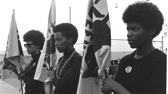 Still from 'Black Panthers: Vanguard of the Revolution.'