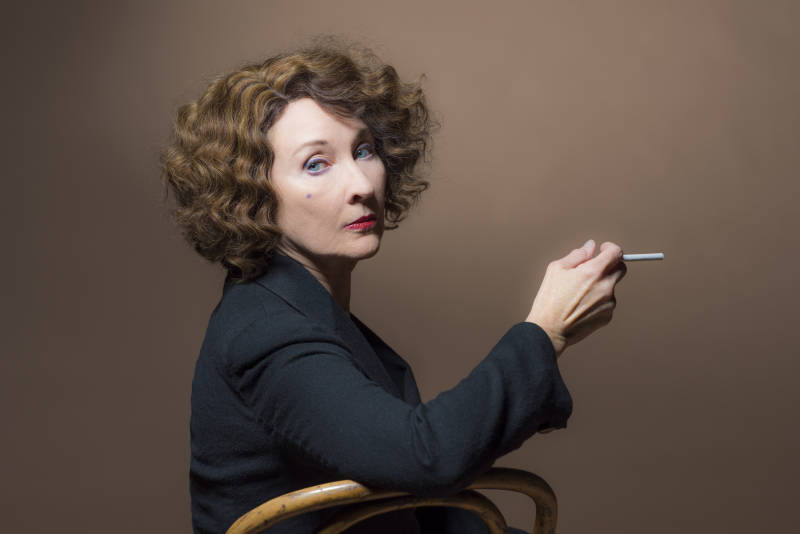 Lorri Holt as Colette in the show 'Colette Uncensored'