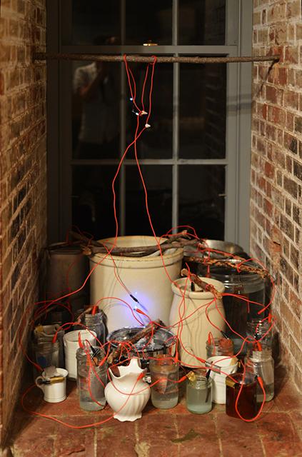 Torreya Cummings, 'Water & Power,' 2013.