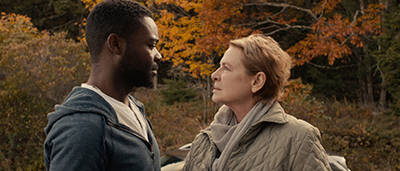 David Oyelowo and Dianne Wiest in Maris Curran's 'Five Nights in Maine.'