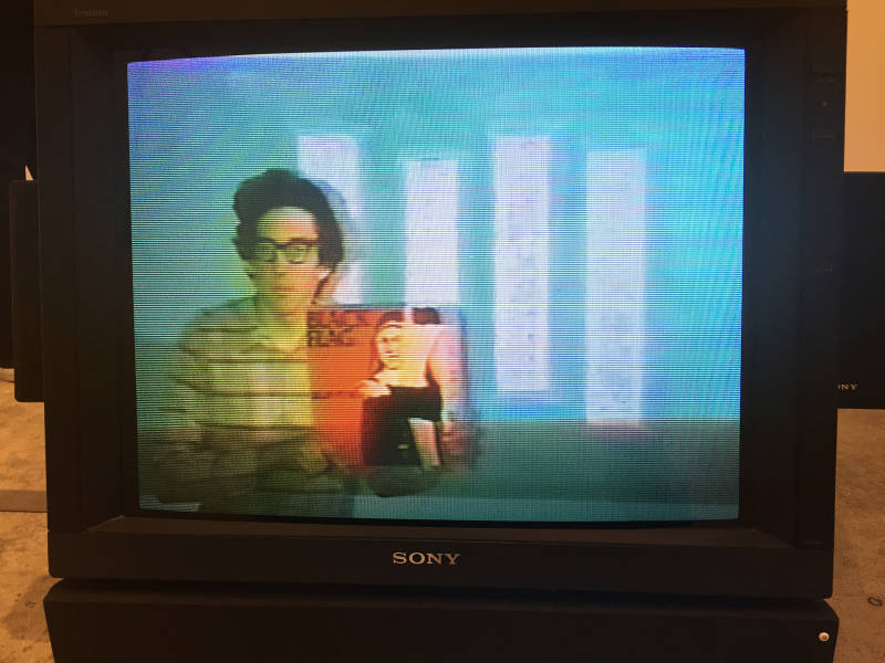 Cameron Jamie, Screen shot from video compilation 'The Neotoma Tape,' 1995.