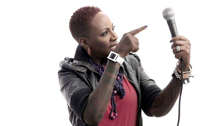 "British Nigerian Comedian, Gina Yashere, returns to San Francisco Wednesday, Mar. 9 - Saturday, Mar. 12 Part of The Punch Line's ""Women in Comedy Month"""