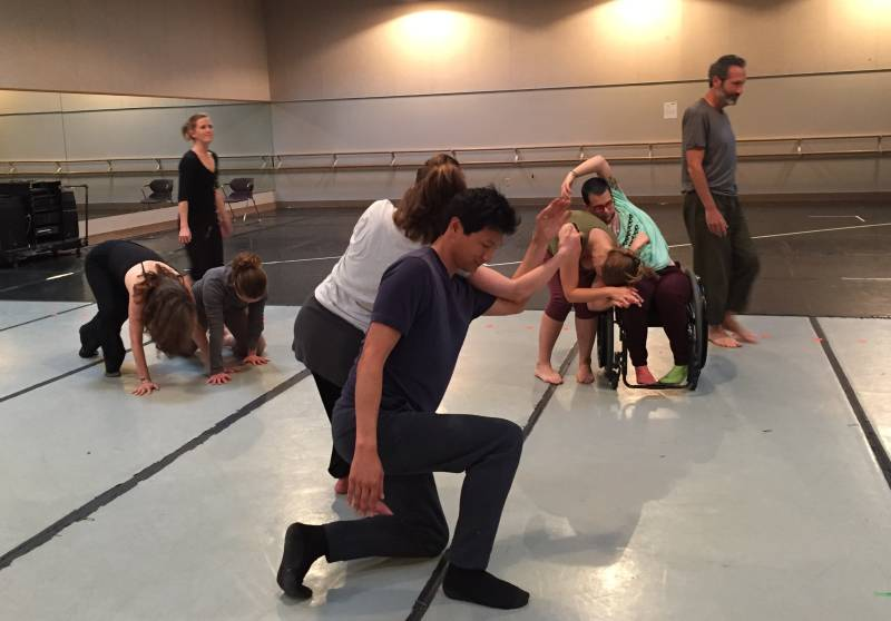 Community Dance Jam at AXIS Dance in Oakland