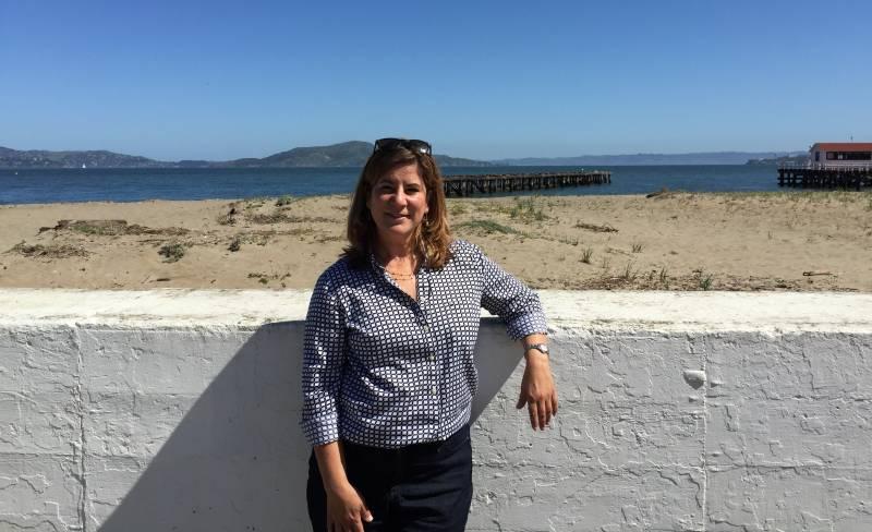 San Francisco International Ocean Film Fetival Executive Director Ana Blanco
