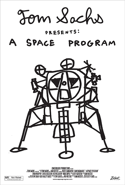 'A Space Program' opens Friday, April 15 in San Francisco.
