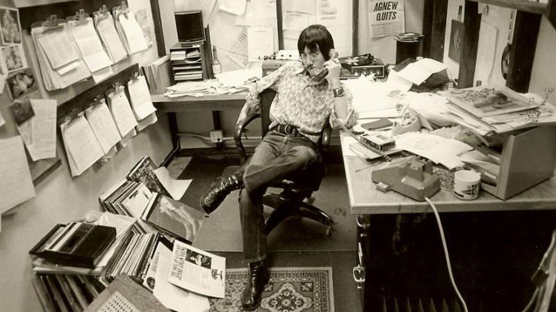 A Midnight Call from Janis Joplin: Ben Fong-Torres Tells All | KQED
