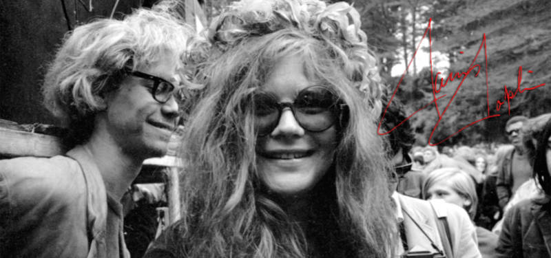 Janis Joplin: A San Francisco Legend