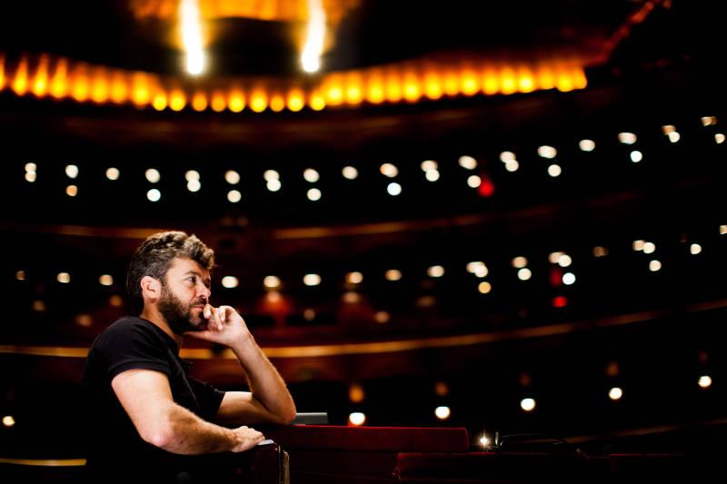 Pablo Heras Casado conducts the San Francisco Symphony April 20-29