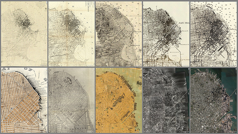Stanford's New Map Center Lets You Get Up Close & Personal