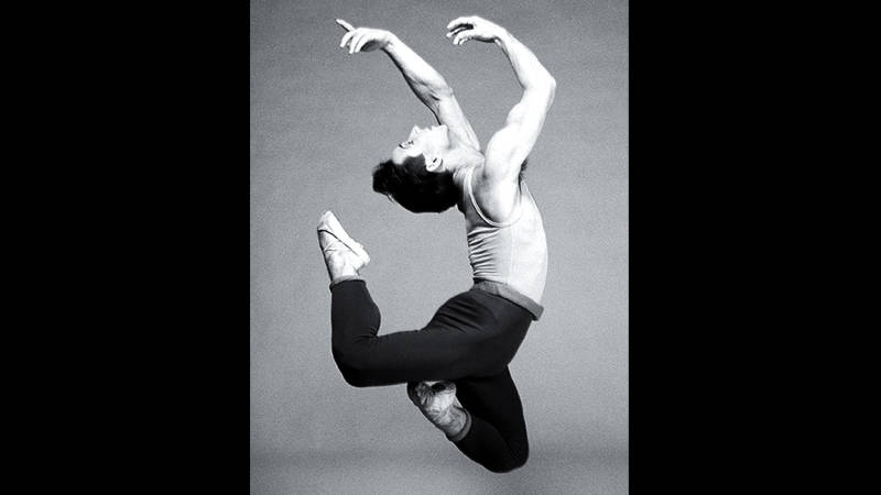 Edward Stierle (1968 -1991) Courtesy of The Joffrey Ballet; Photo by Herbert Migdoll Courtesy of Rosemarie Stierle Worton