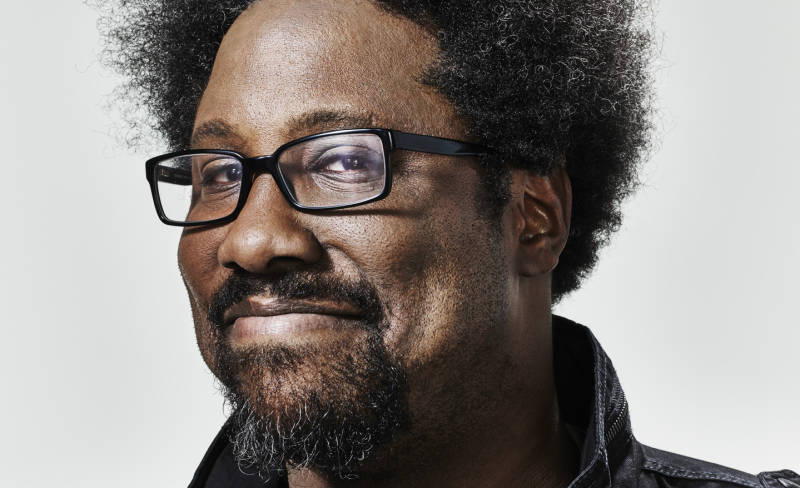 W. Kamau Bell describes his new CNN series, United Shades of America, as a travel show that will take him places he is afraid to go.