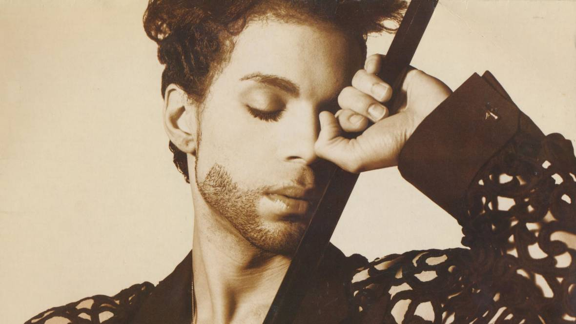 No other pop star gave as much as Prince did, night after night. Photo: Herb Ritts/Paisley Park