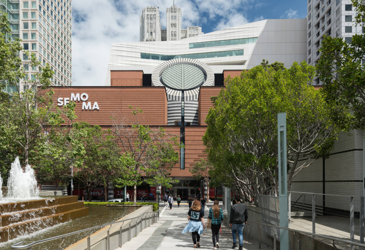 Shiny, New SFMOMA a 'Who's Who' of 20th Century Art. So What's Missing? | The Do List | KQED Arts
