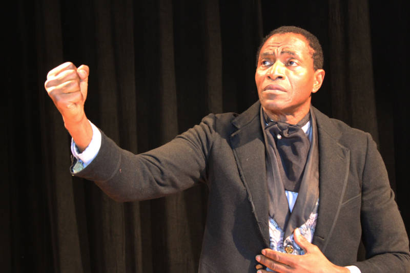Carl Lumbly in 'Red Velvet' at San Francisco Playhouse