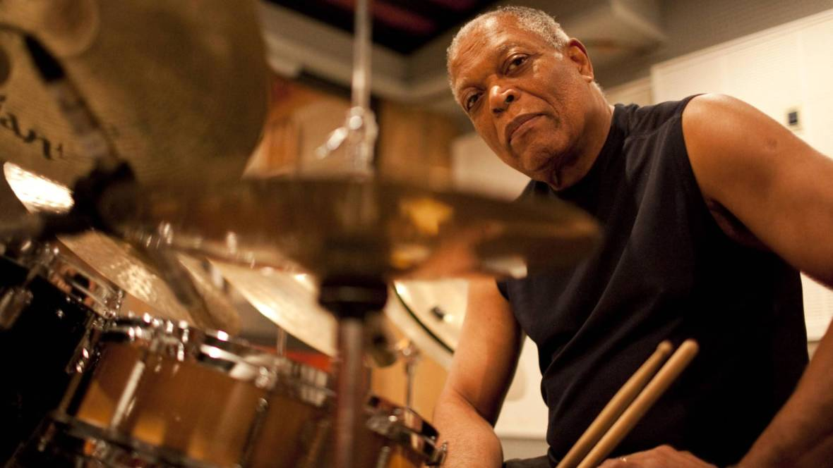 Billy Hart is celebrated at this year's Healdsburg Jazz Festival, where he performs with multiple combos. Photo: John Rogers/ECM Records