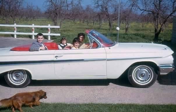 """Jan Rosen, via Facebook: """"Saratoga 1962"""""""