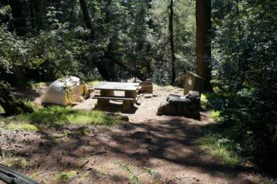 Pantoll Campground