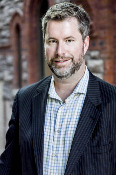Chris Lowery, the incoming headof Stanford Live and Bing Concert Hall
