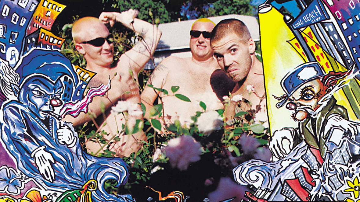 After Bradley Nowell's death of a heroin overdose the next morning, Sublime's last show in Petaluma has attained a mythic status. MCA/Gasoline Alley