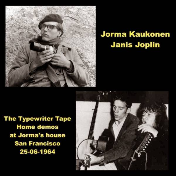 One of many bootleg covers of 'The Typewriter Tape.'