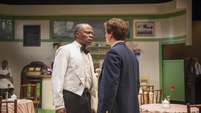 """issue of slavery in master harold and the boys by athol fugard Harold athol lanigan fugard was born in 1932 in middelburg, in the karoo  of  her son's most popular plays, """"master harold"""" and the boys."""