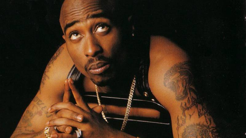Shakur, in the booklet for 'All Eyez on Me.'