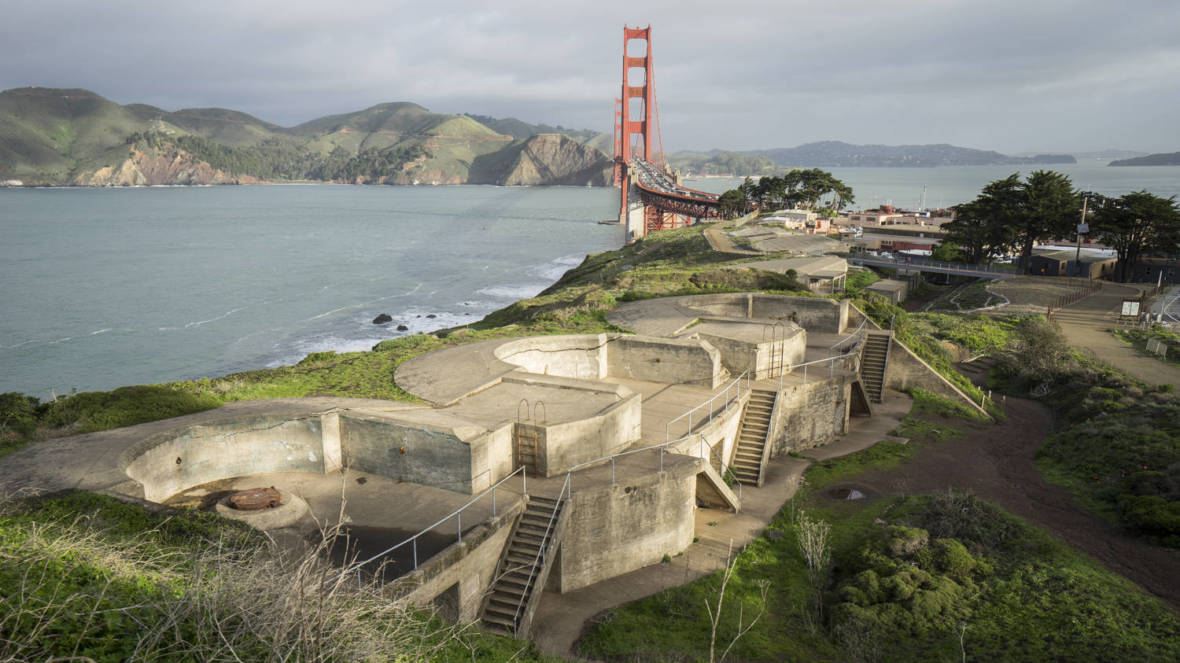 Ex-Military Bunkers to Host Major Group Exhibition in San Francisco