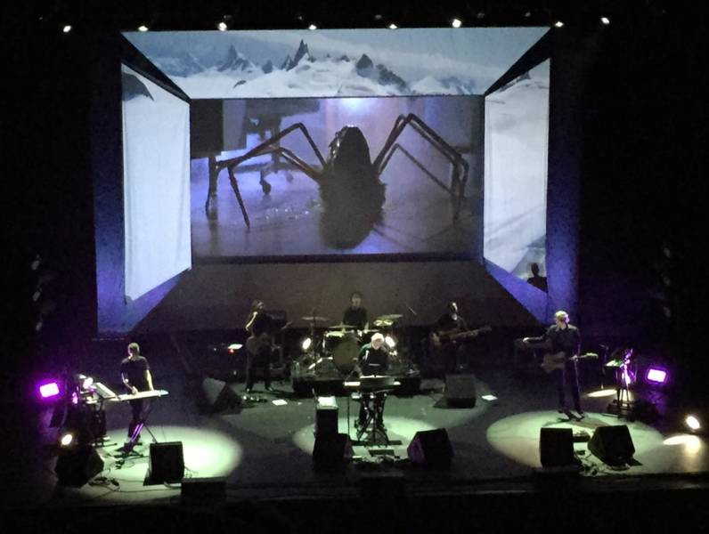 Live Review John Carpenter Godfather Of Horror Music At