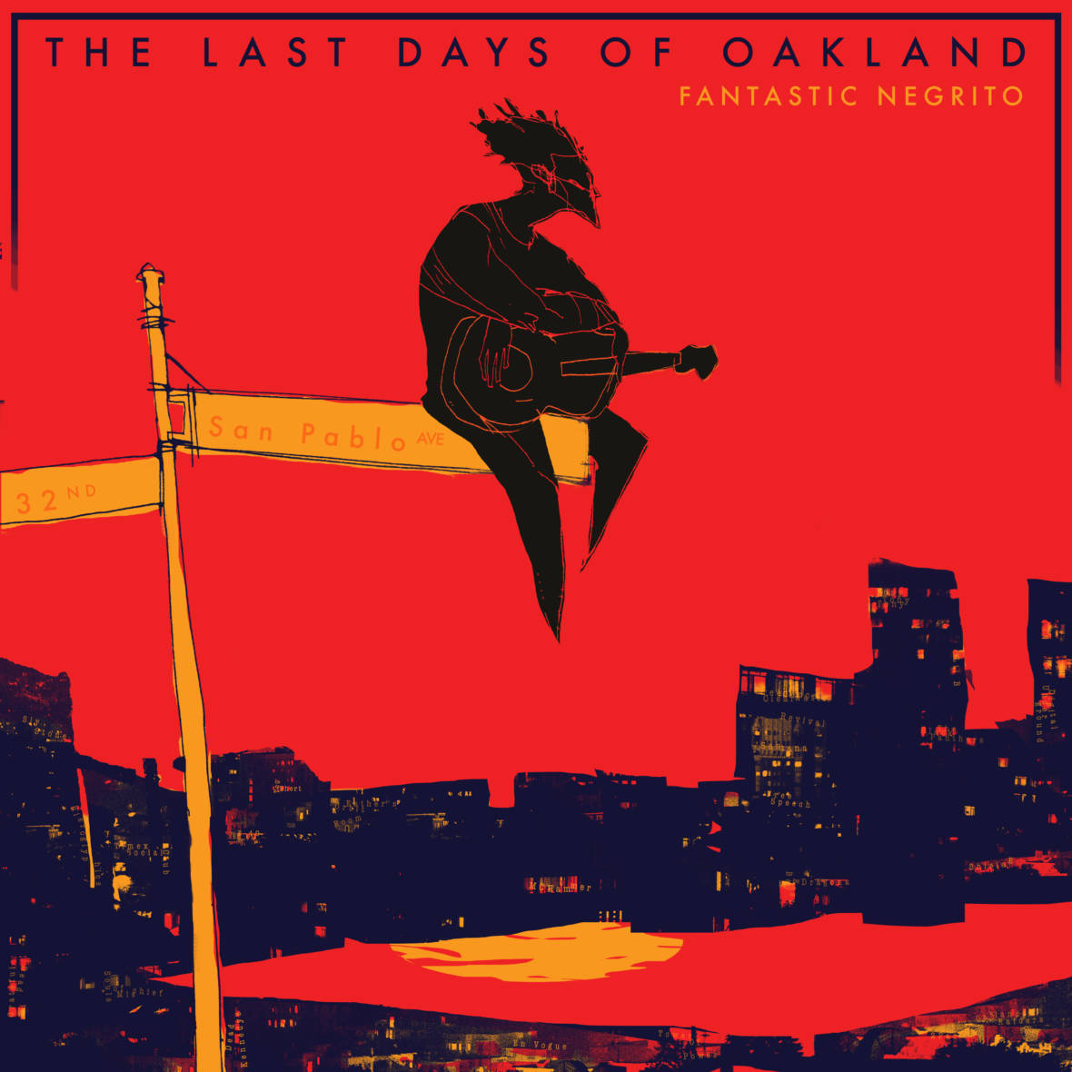 A new album from Oakland bluesman Fantastic Negrito's new album