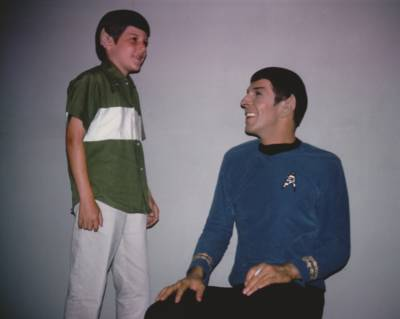 'For the Love of Spock'